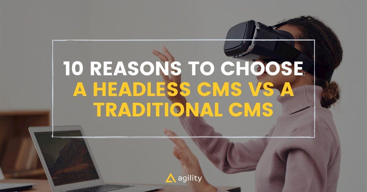 Headless CMS vs Traditional CMS