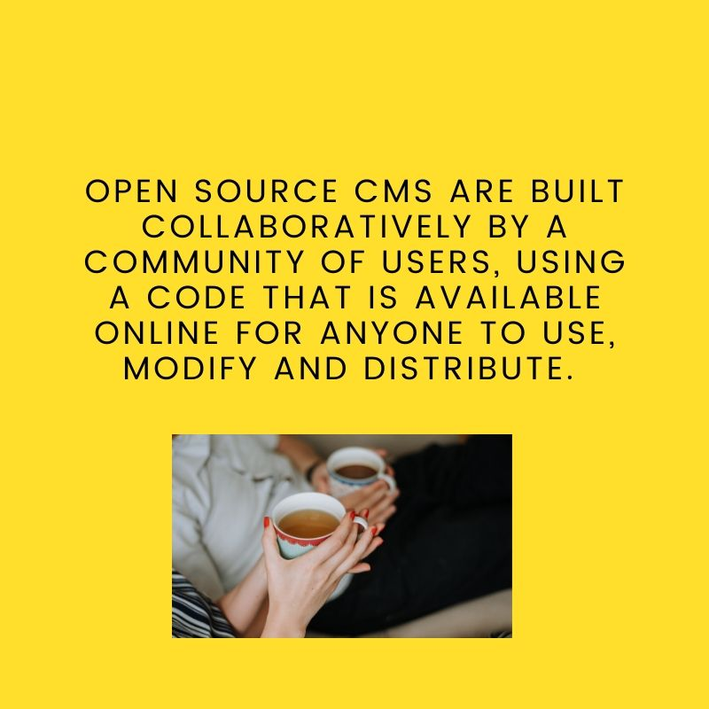 What is proprietary cms