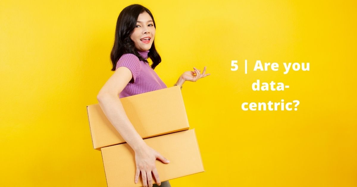 Implement data centric change