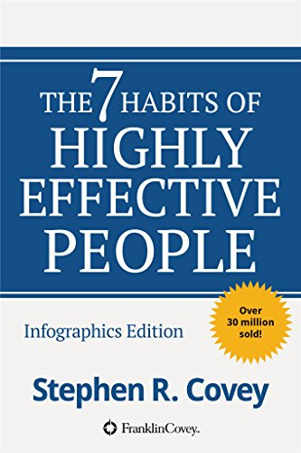 Book Cover: The 7 habits oh Highly Effective people