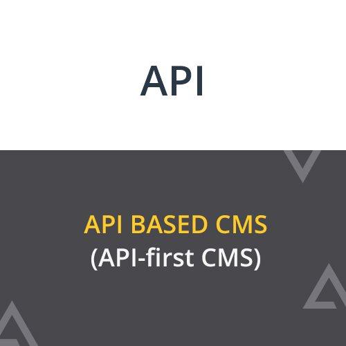 API Based CMS - Agility CMS