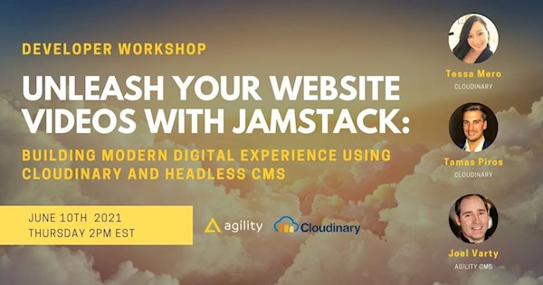 Building modern Digital Experience Using Claudinary and Headless CMS