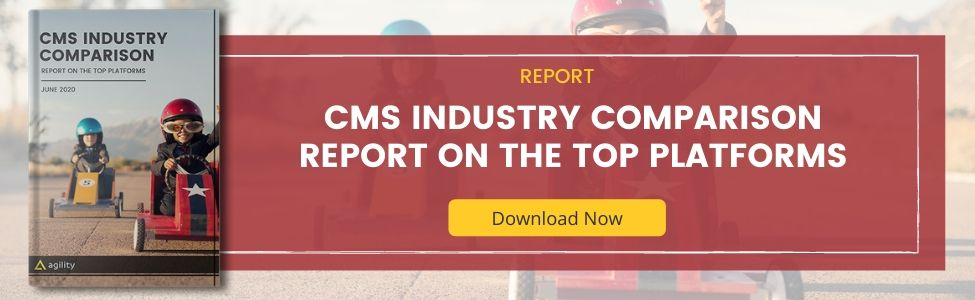 Report on the Top CMS Platforms 2020