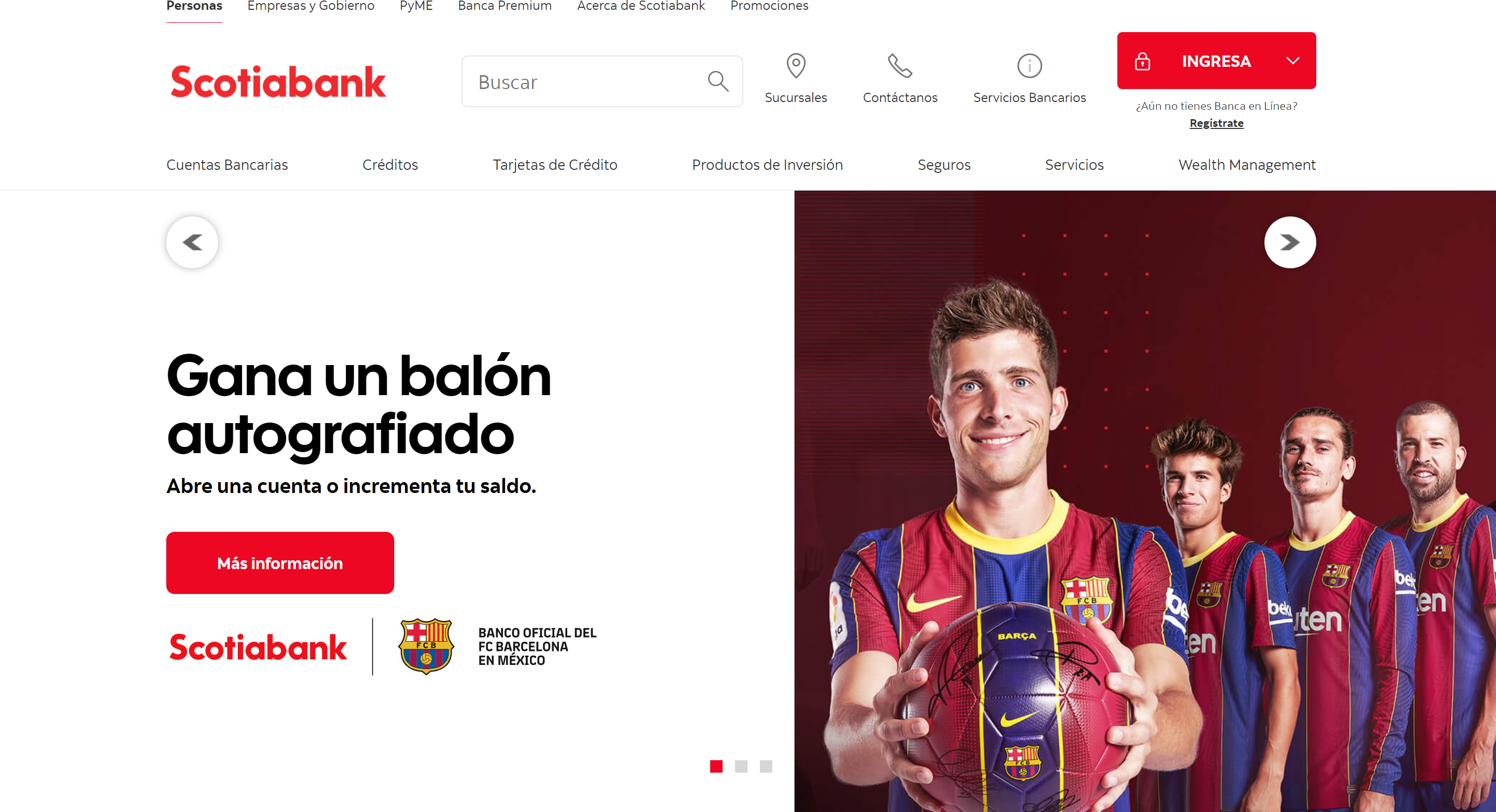 Scotiabank: Delivering Exceptional and Secure Content Experience