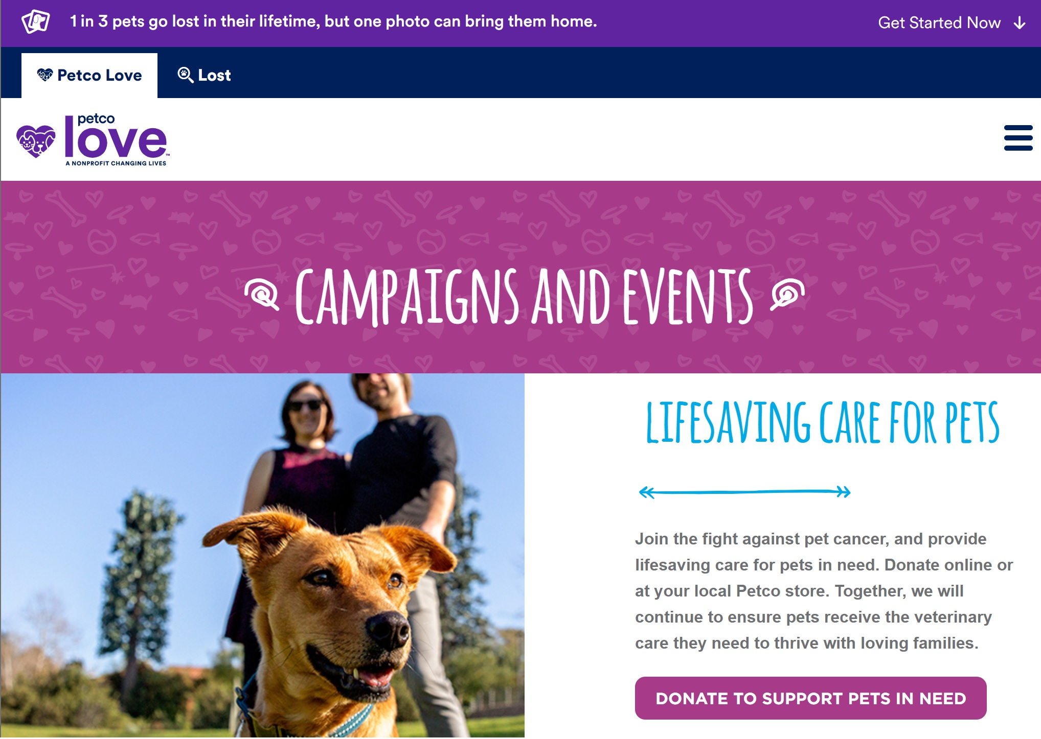 Simplified Multisite Deployment for Petco Foundation