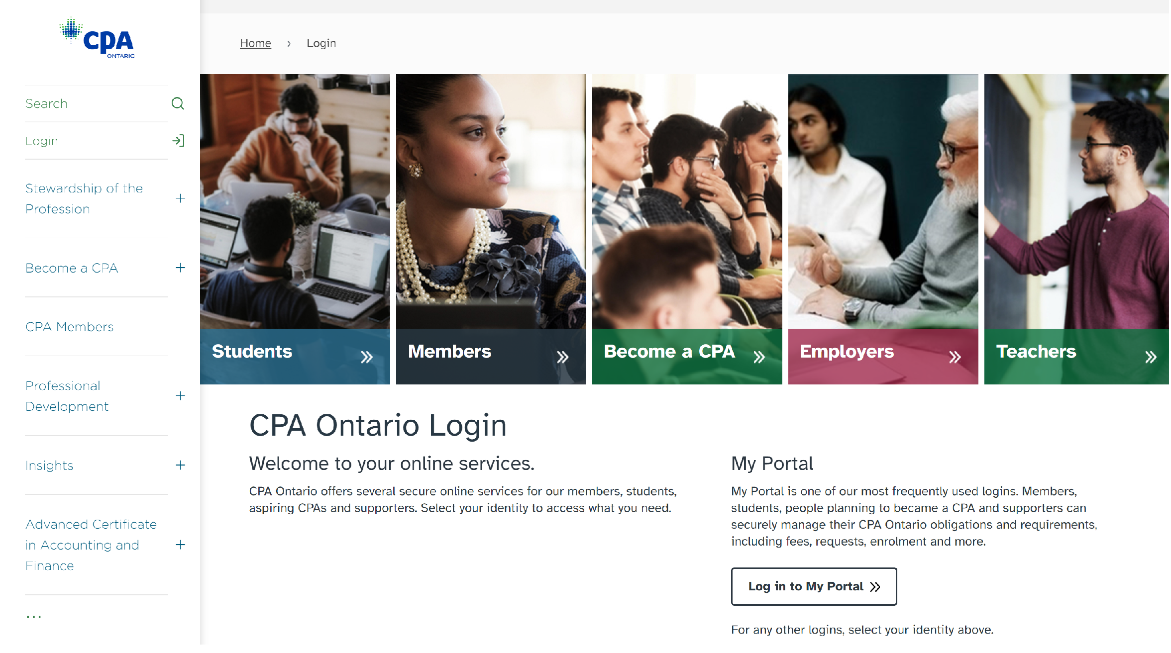 Faster User Experience and Improved Content Management for CPA Ontario