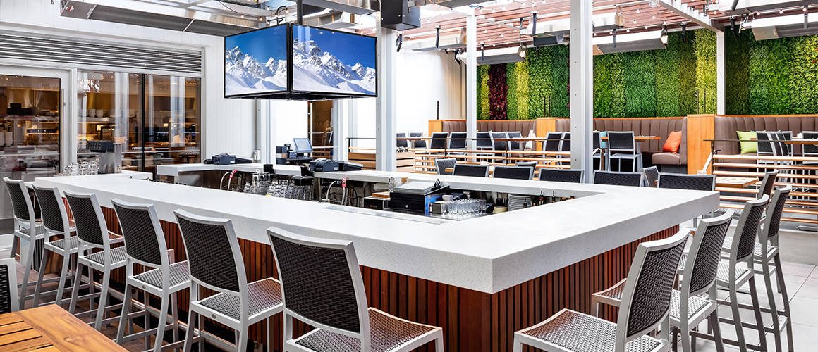 First Canadian Place Restaurant