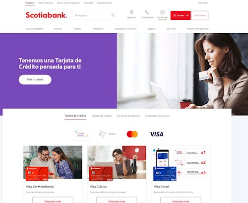 Scotiabank  Exceptional Content Experience