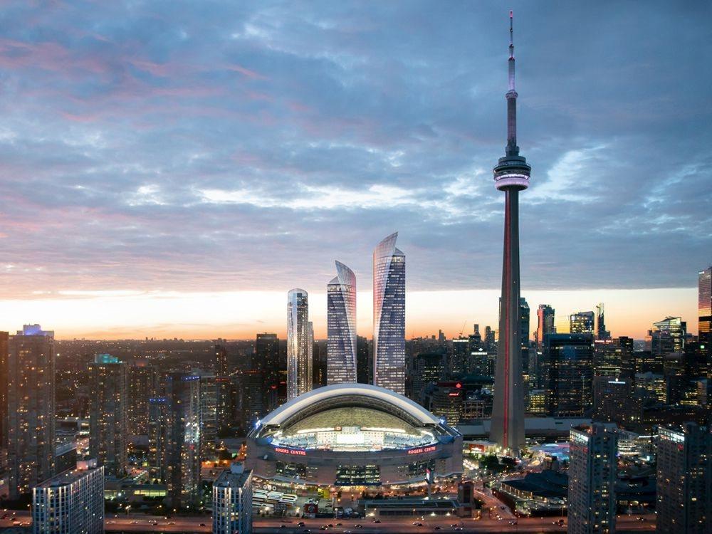 Toronto downtown on agilitycms.com
