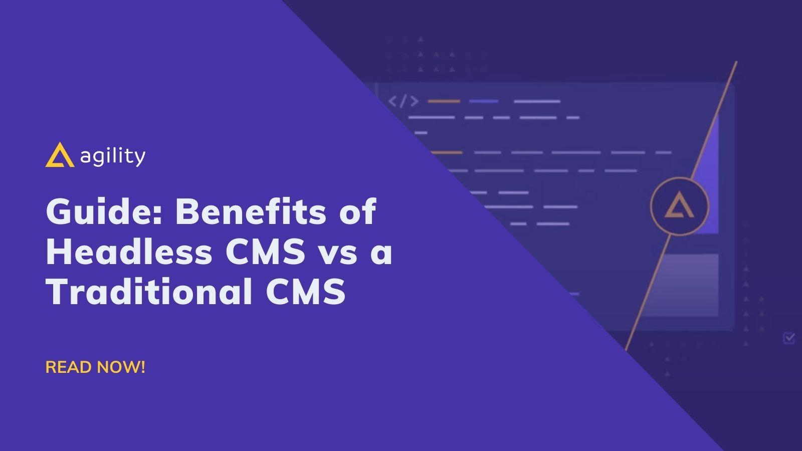 Headless CMS vs a Traditional CMS