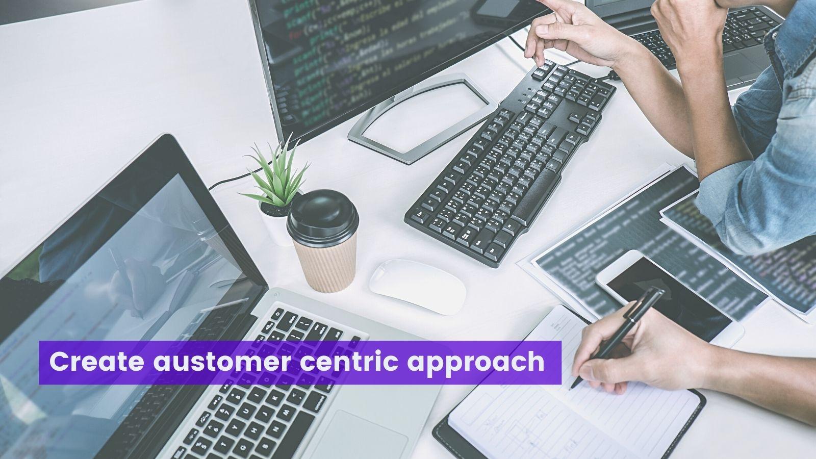 Customer centric business with Saas on agilitycms.com