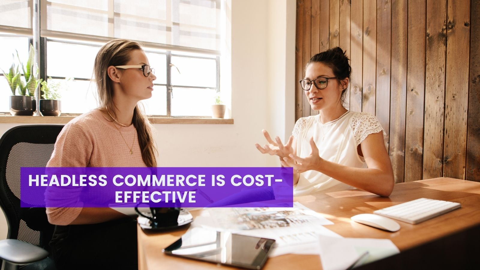 Headless commerce is cost-effective with agilitycms.com