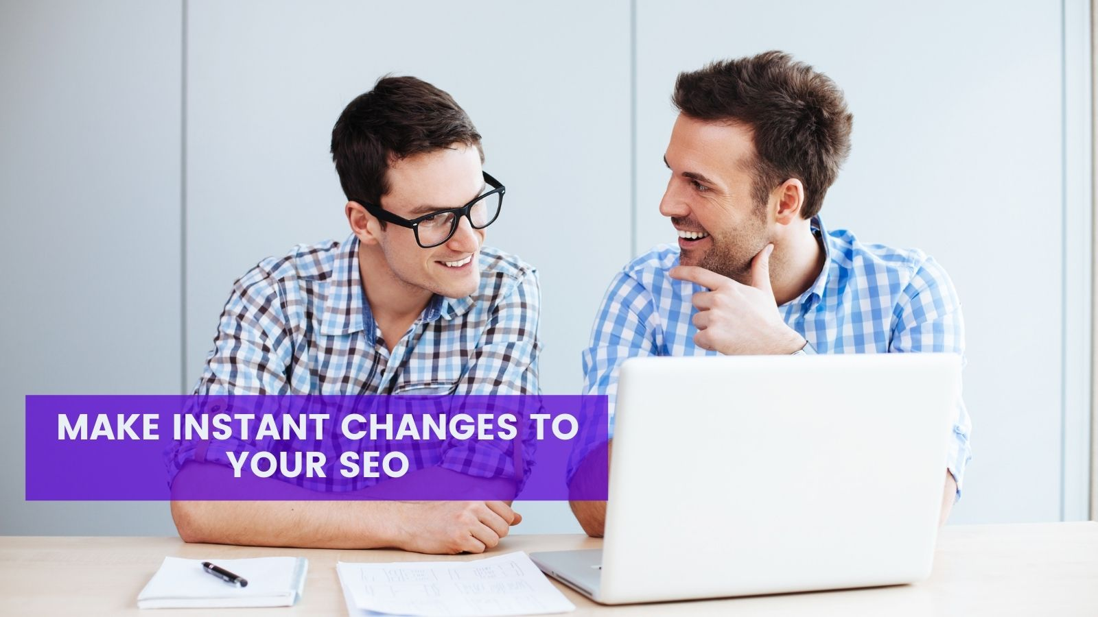 Make instant changes to your SEO with Agility CMS