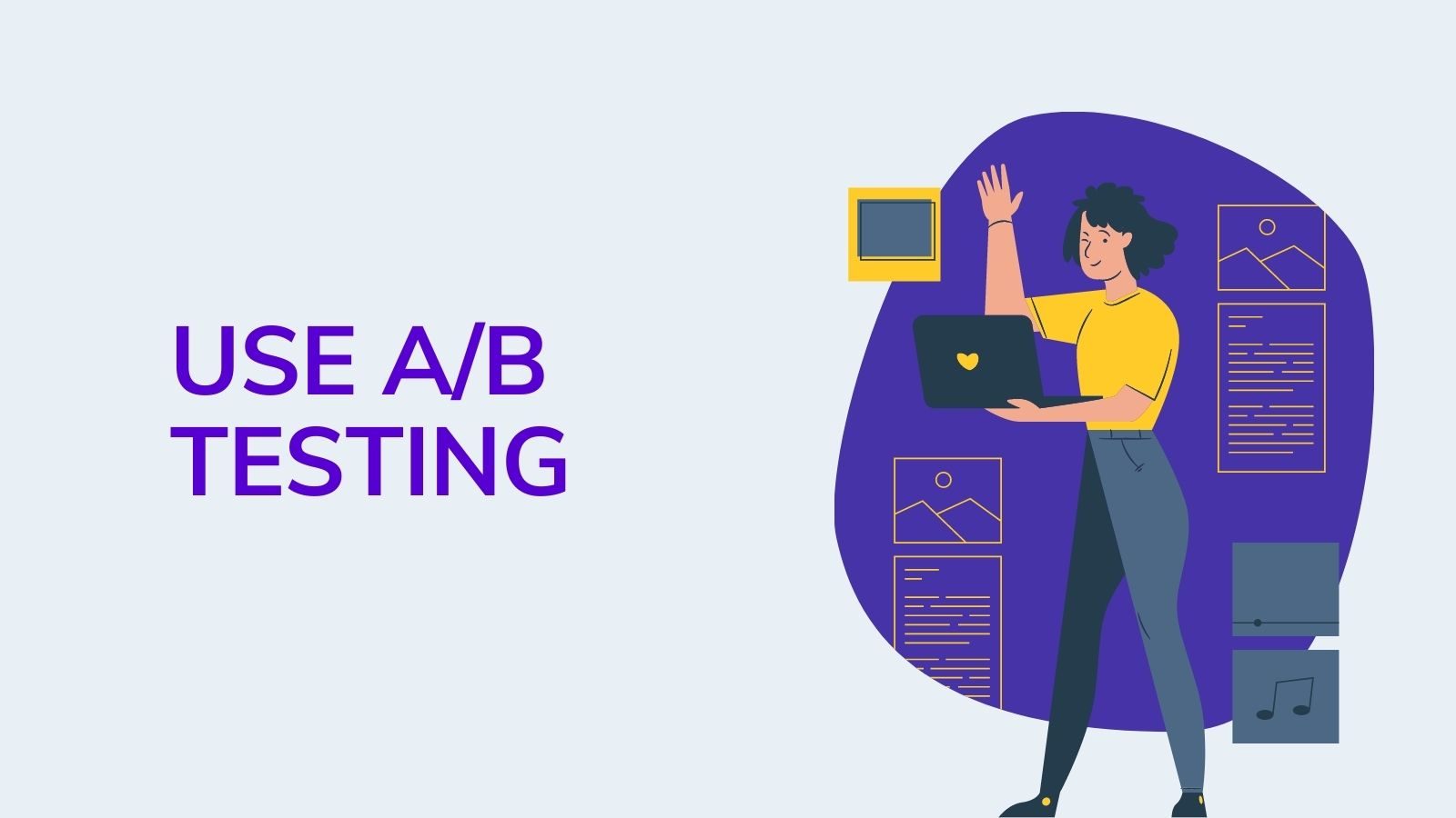Use a/b testing for email campaigns on agilitycms.com