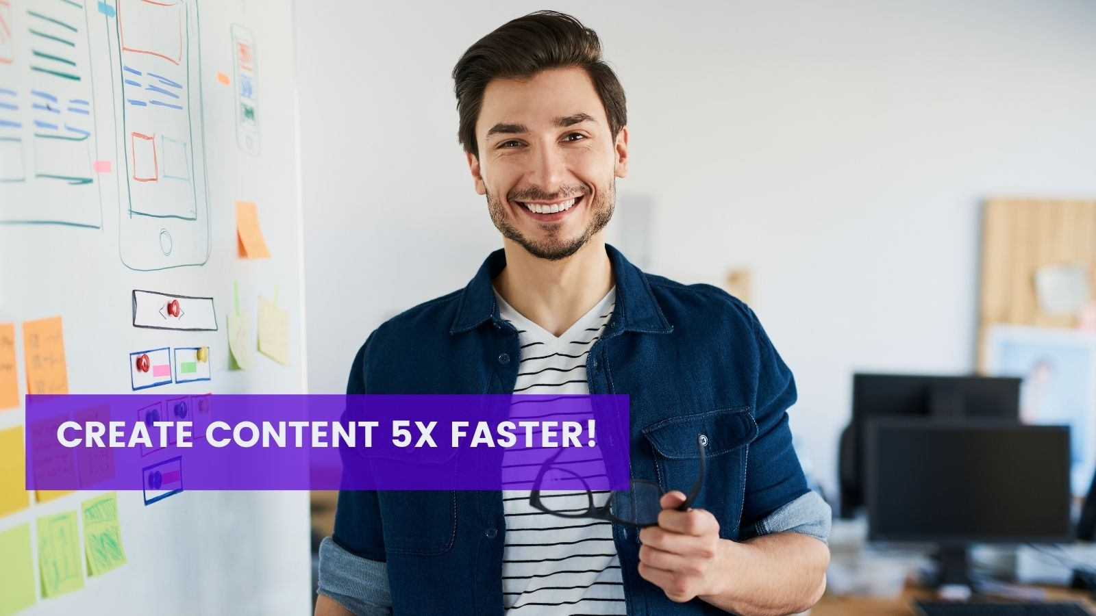 Creating content 5 times faster with Agility CMS