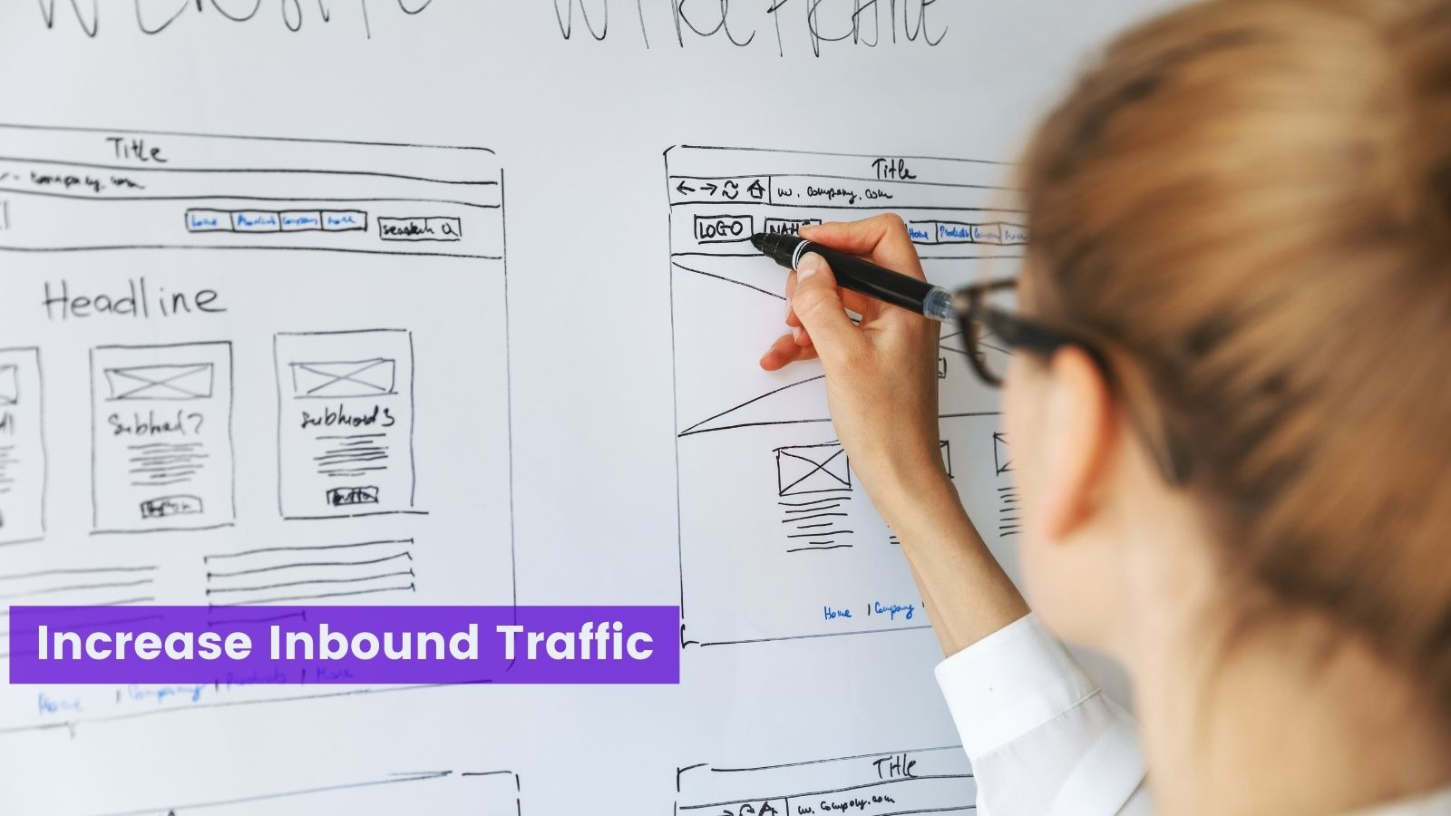 Increase inbound traffic with UX on agilitycms.com