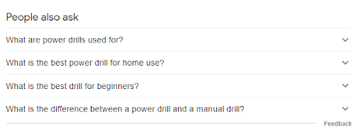 commonly asked questions of drill tool