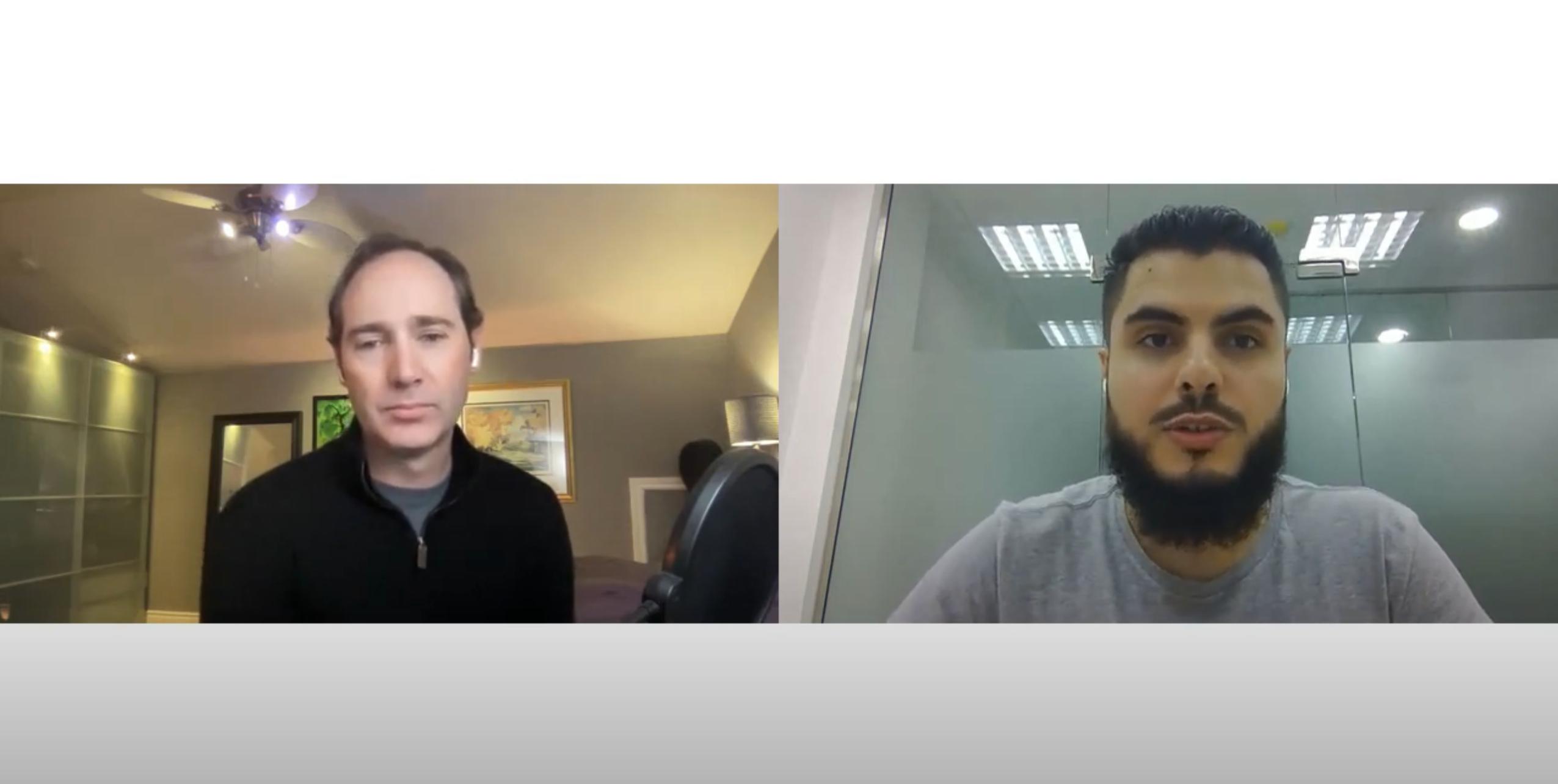 DXP leaders chatting about composable dxp