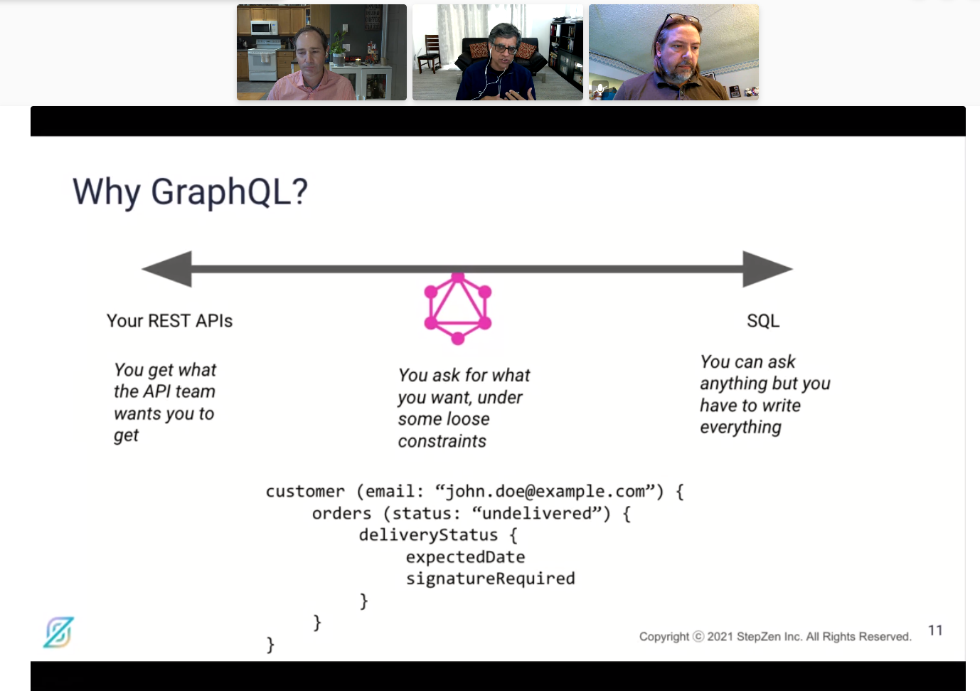 Do you want to power up your APIs with GrpathQL? Would yo like to learn how to easily build a GraphQL API that enables you to get the data you need with a single query? Do you want to learn how to use Headless CMS for your ecommerce solution? Then this hands-on workshop is for a Pro like you!  In this workshop, we will see how StepZen can tie Agility CMS data with e-commerce data from Shopify and will teach you how You can power up your Jamstack projects with API.