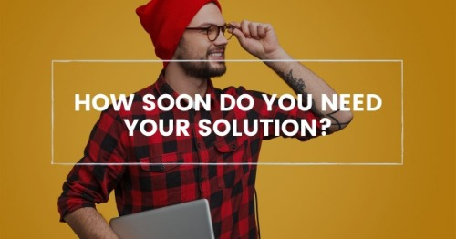 how soon digital solution