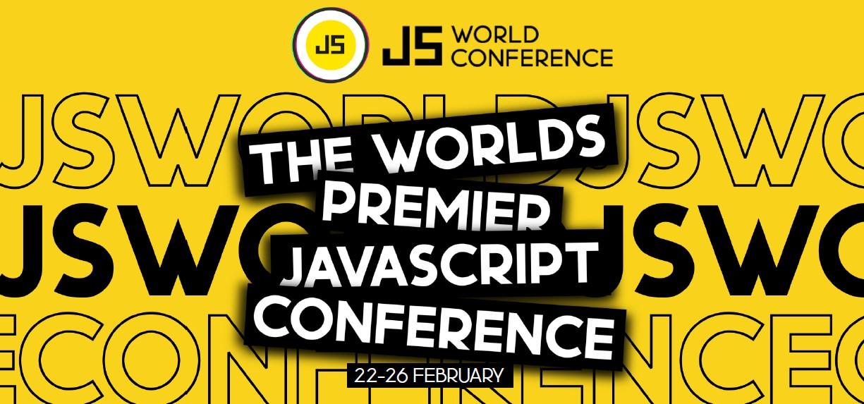 Javascript world conference