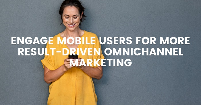 Engaging mobile users for ROI on agilitycms.com