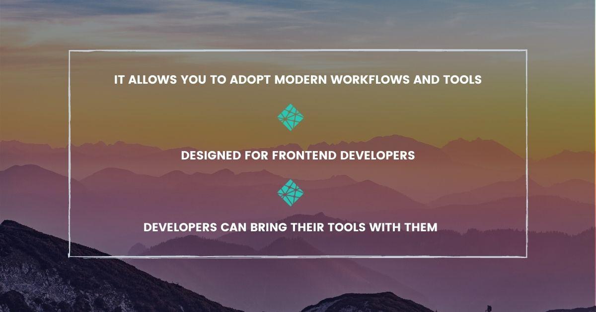 Reasons for developer love Netlify on agilitycms.com