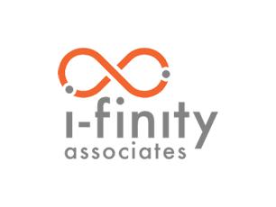 I-Finity Associates logo on agilitycms.com
