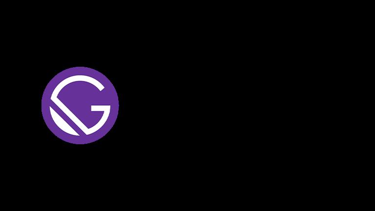 Gatsby logo on agilitycms.com
