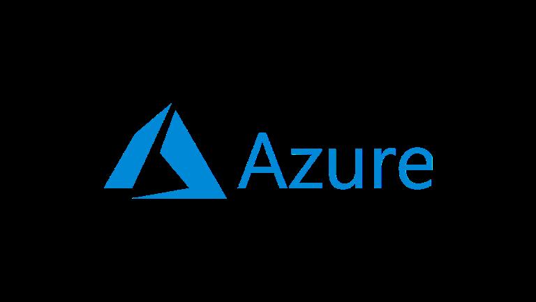 Microsoft Azure blue logo on agilitycms.com