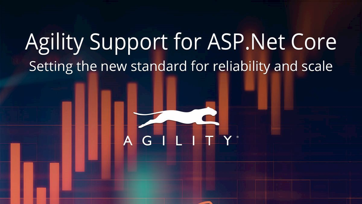 Announcing Support for ASP.Net Core in Agility