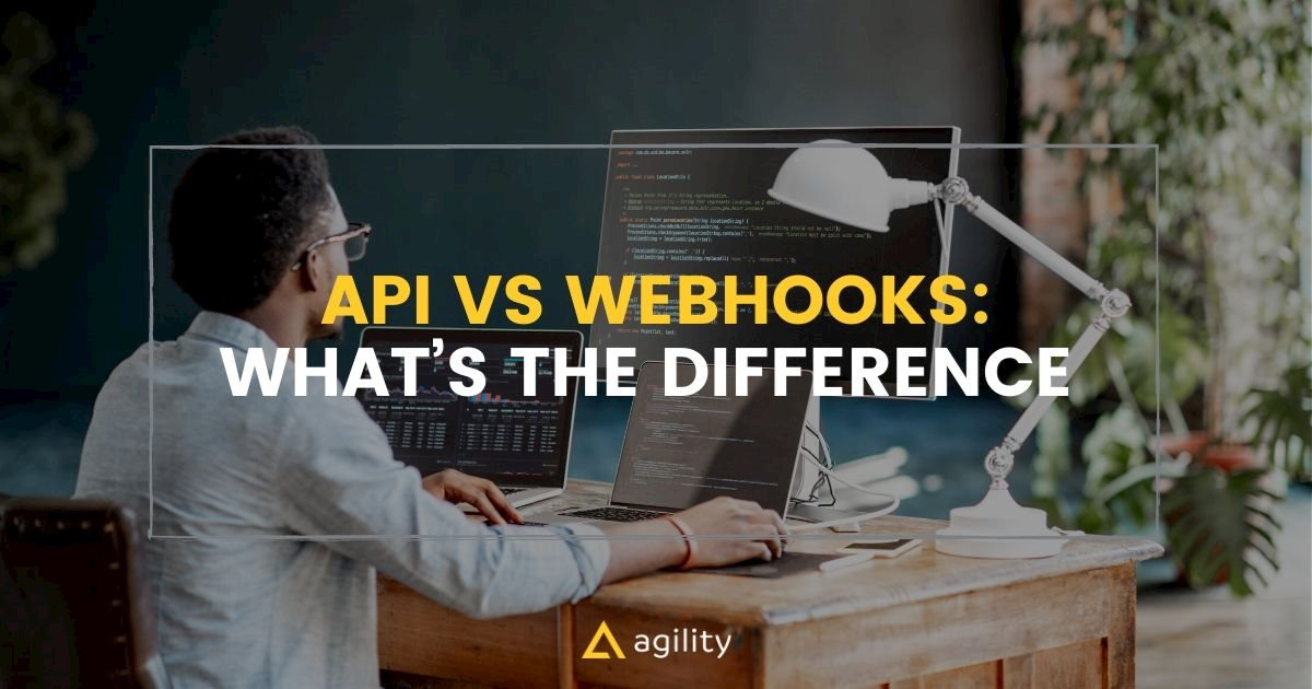 API vs Webhooks: What's the difference