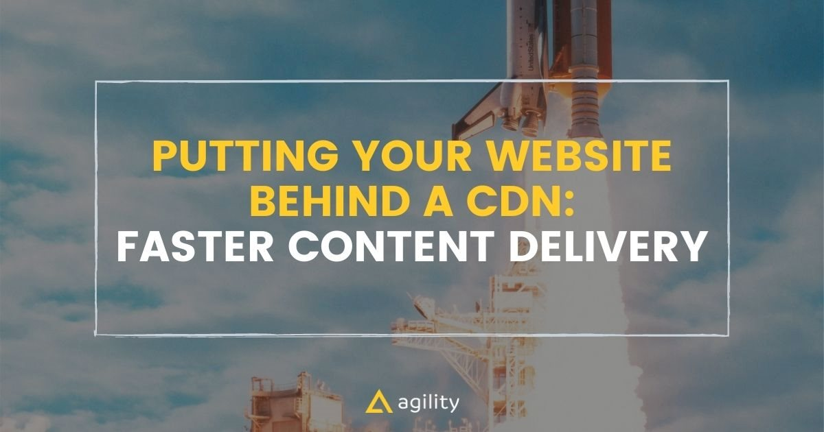 Putting your website behind a CDN like Akamai, Cloudflare or AWS Cloudfront