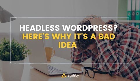 headless wordpress