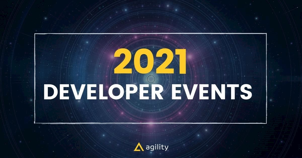 Top Web Development Conferences You Should Attend in 2021