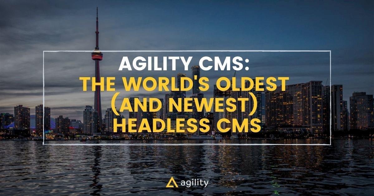 agility cms the best cms