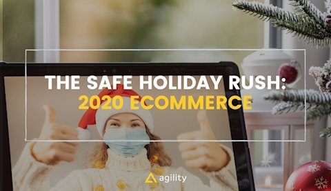 2020 ecommerce pandemic shopping online holidays