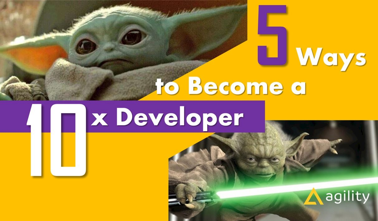 5 Ways to Become a 10X Developer