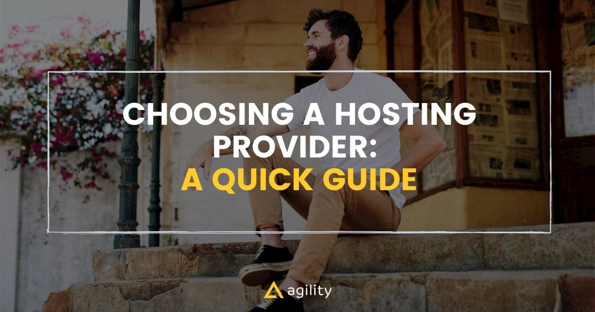 Choosing a Hosting Provider: Cloud and Jamstack options