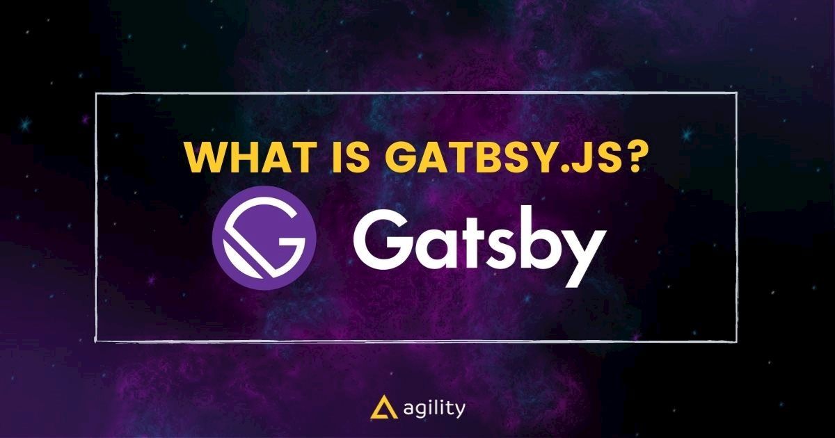 what is gatsby js