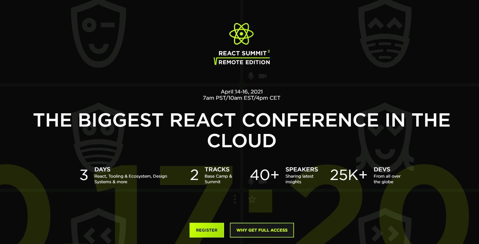 React summit