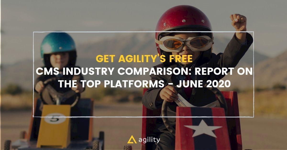 Get Agility CMS Free