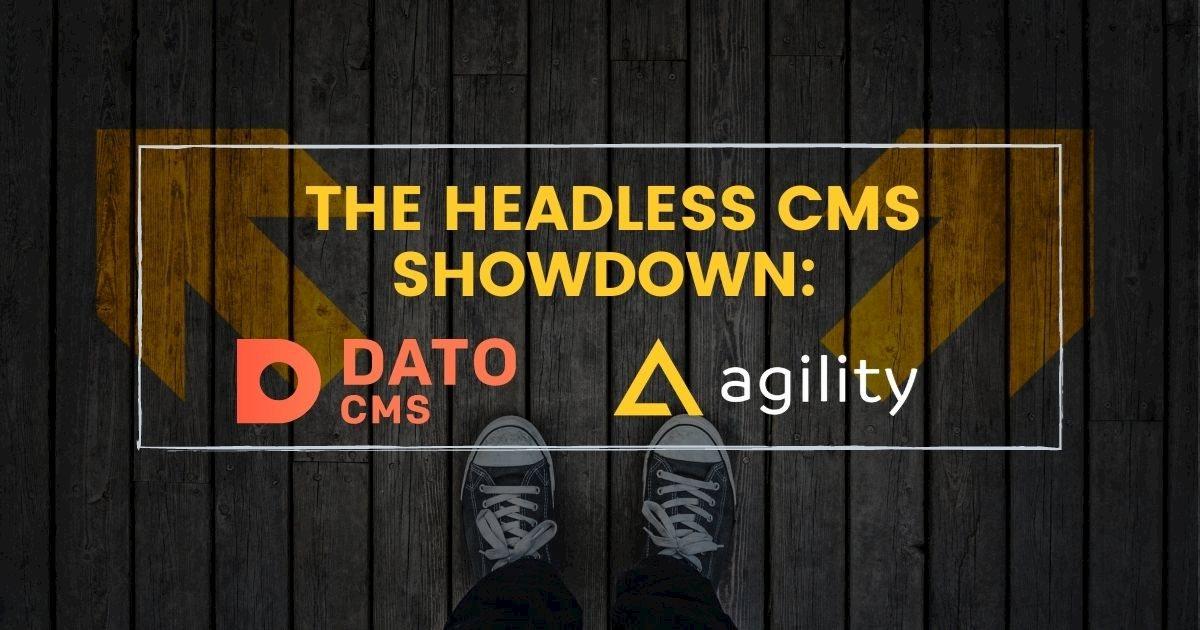 datocms vs agility cms