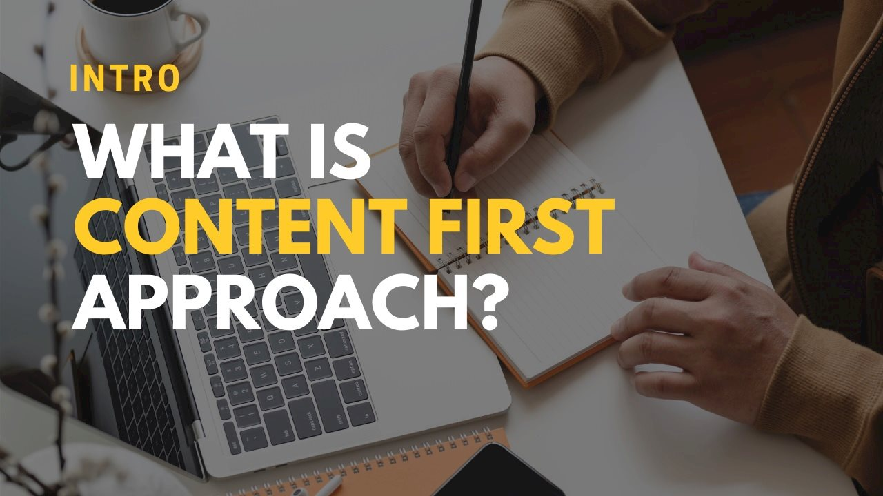 what is content first