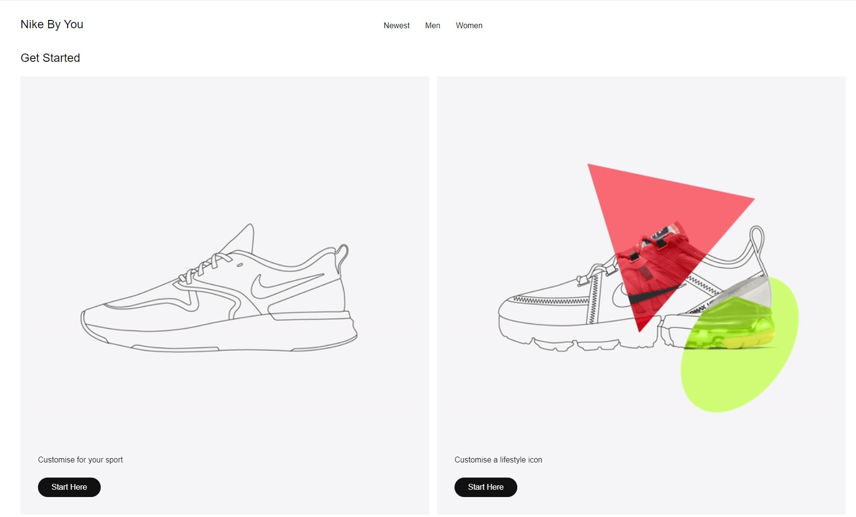 nike customize your shoes