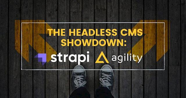 strapi vs agility cms