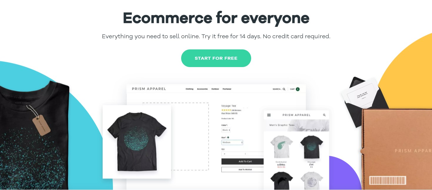 volusion ecommerce for everyone