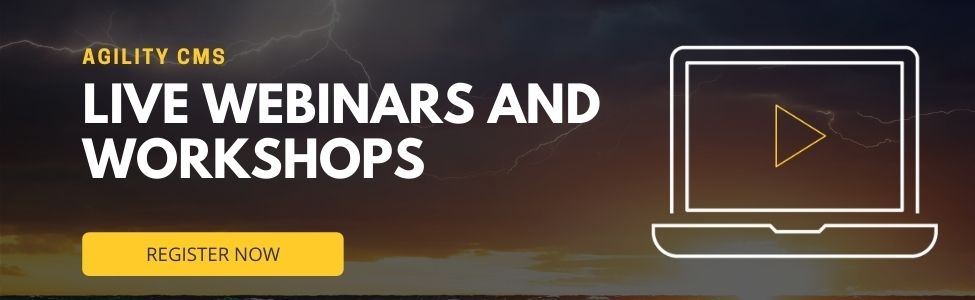Webinars and Training Sessions